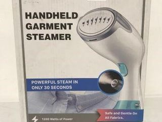 BEAUTURAl HANDHElD GARMENT STEAMER