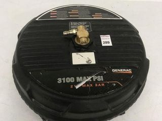 FINAl SAlE GENERAC 15 SURFACE ClEANER