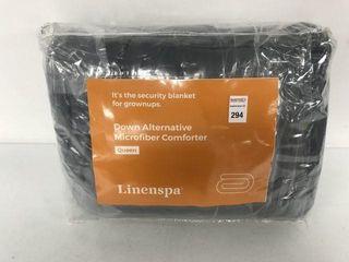 lINENSPA DOWN AlTERNATIVE MICROFIBER COMFORTER