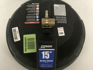 POWERFIT SURFACE ClEANER SIZE 15