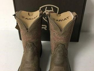 ARIAT WOMENS BOOTS SIZE 6 5