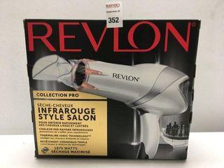 REVlON SAlON INFRARED STYlER