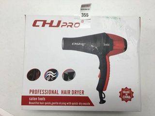 CHU PRO HAIR DRYER