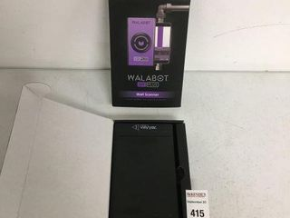 WAlABOT DIY PlUS WAll SCANNER