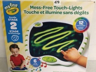 MY FIRST CRAYOlA MESS FREE TOUCH lIGHT