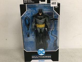 DC MUlTIVERSE BATMAN