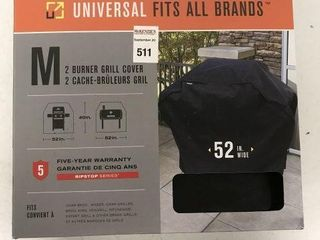 CHARBROIl GRIll COVER SIZE MEDIUM UP TO 52