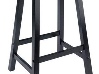 WINSOME 20084 SADDlE COUNTER STOOl