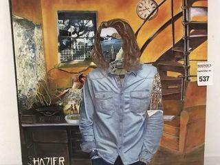 HOZIER RECORD AlBUM