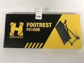HERCUlES FOOTREST FS100B