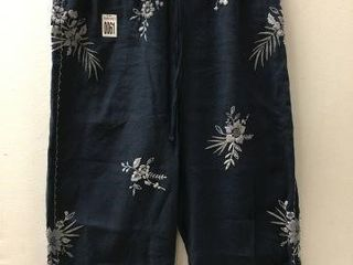 JOHNNYWAS WOMENS CROPPED PANTS SIZE SMAll