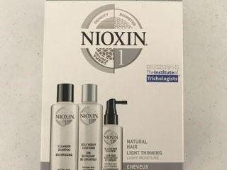 NIOXIN  1 STARTER KIT