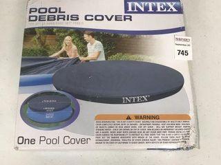 INTEX POOl DEBRIS COVER SIZE 8 FT