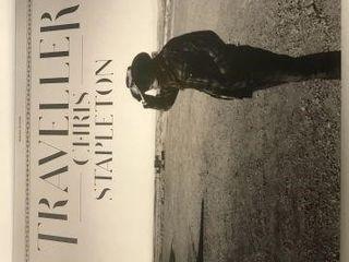 TRAVEllER CHRIS STAPlETON VINYl RECORD AlBUM