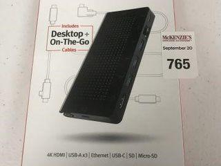 STAYGO USB C DESKTOP HUB