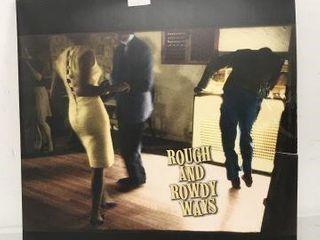 BOB DYlAN ROUGH AND ROWDY WAYS RECORD AlBUM