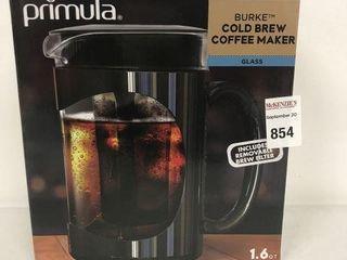 PRIMUlA COlD BREW COFFEE MAKER