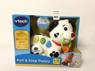 VTECH PUll   SING PUPPY  AGES 3 36 MONTHS