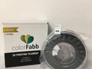 AMPHORA COlORFABB 3D PRINTING FIlAMENT