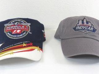 Two Grand Prix Ball Caps- 28 September 2003