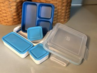 Cool Gear Lunch Box with EZ Freeze BPA Free