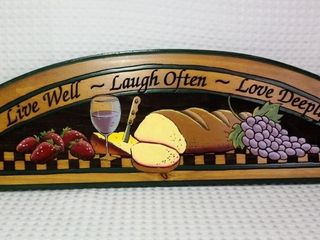 Live-Laugh-LoveOver the Door/Wall Decorative Decor