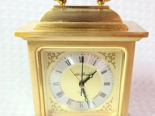 Quartz Seth Thomas Desk Clock