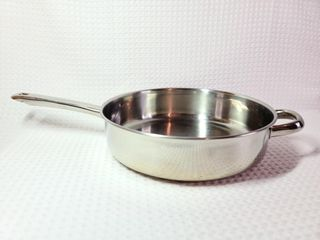 R.H. Macy & CO. Stainless Steel Skillet
