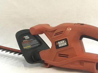 Black & Decker 17in Electric Hedge Trimmer
