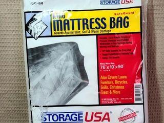 King Mattress Bag by Storage USA
