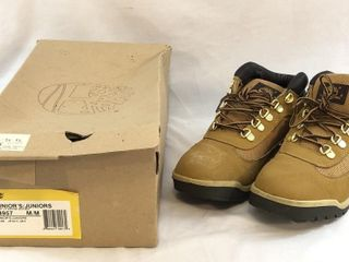 Like New Timberland Boots Junior Size 5.5 M/M