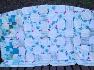 Hand Made Baby Quilt(?)