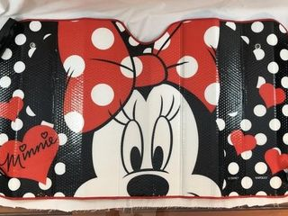 Disney Minnie Mouse Windshield Shade