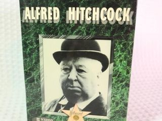Alfred Hitchcock VHS Collectors Edition