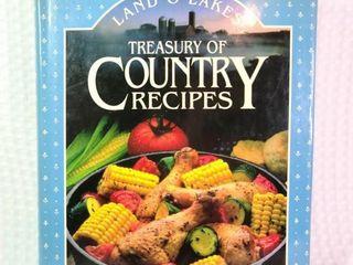 Land O Lakes Treasury Of Country Recipes