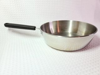 Tools Of The Trade 4 Quart Stainless Steel Pan