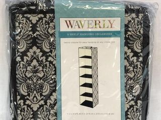New Waverly 6 Shelf Hanging Organizer