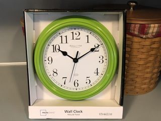 New Sterling and Noble Wall Clock