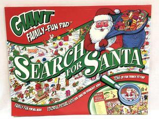 New Melissa and Doug Giant Christmas Fun Pad