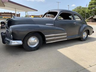 1947 Buick 2 Door - Model 465 Straight Eight