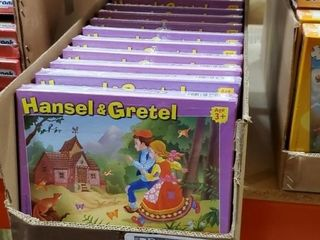 Hansel & Gretel 24-piece Story Puzzle, approx Qty