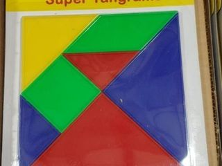 Tangram Set, 2 cases approx. 216 each