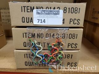 Mini Snake sets, 3 boxes of approx. 24 sets ea