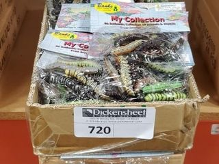 "3"" Caterpillar sets, 2 boxes of approx. 24 sets"