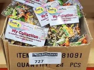 "1.5"" Frog sets, 2 boxes of approx. 24 sets ea"