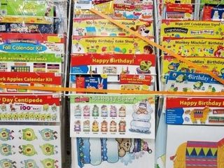 Sports & Birthday decoration sets as