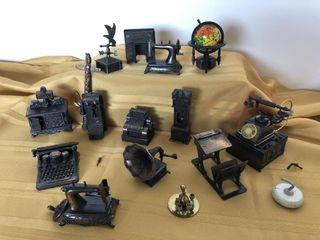 Miniature vintage collectibles