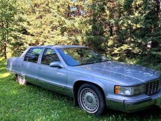 96 GM Cadillac Brougham