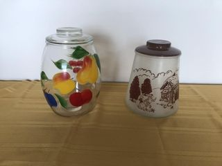 Collectible Bartlett Collins Cookie Jars