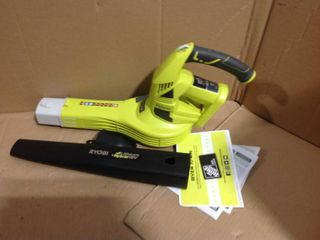 ONE+ 150 MPH 200 CFM 18-Volt Lithium-Ion Cordless Battery Hybrid Leaf Blower/Sweeper (Tool Only) in good condition